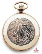 "Pocket watch ""Rural"""