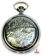 "Pocket Watch ""Nature"""
