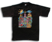 "Shirt ""View of Moscow"""