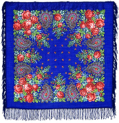 "Pavloposadskie handkerchief ""Southern Night"""