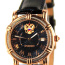 "Hours PB ""President"" black - Russian Watches Time ""President"" black"