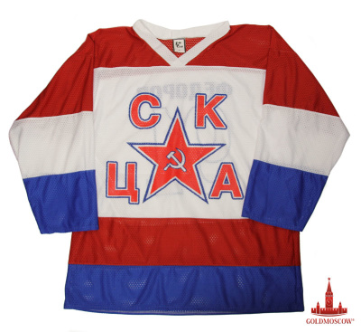 "Hockey Sweater ""CSKA"" Fedorov"