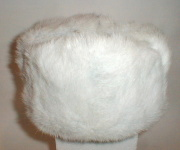 "Hat ""earflaps White Rabbit"""