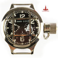 "Diving watches ""Amphibian"""