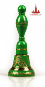 "Handbell with the handle ""Green"""