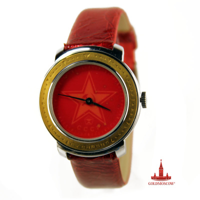 "Watches ""Zvezdochka"""