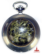 "Pocket watch ""Amber"""