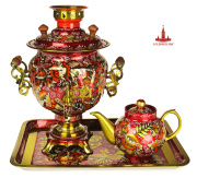 "Samovar set of ""Ruby"""