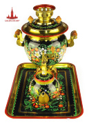 "Samovar Set ""Berry"""