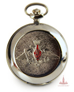 "Pocket watch ""Coat of arms of the Ministry of Defense"""