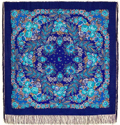 "Pavloposadskie shawl ""Recognition"""