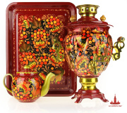"Samovar ""Red pock"""