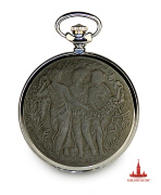 "Pocket watch ""Nymphs"""
