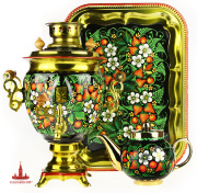 "Samovar ""Strawberries"""