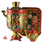 "Samovar set ""Summer"""