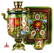 "Samovar set of ""Sun"" 10 liters"