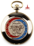 "Pocket watch ""Soyuz - Apollo"""
