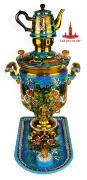 "Flame samovar set of ""Gift"""
