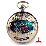 "Pocket watch ""White Columbus"