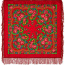 "Pavloposadskie handkerchief ""Matryoshka"" - WS190-5.jpg"