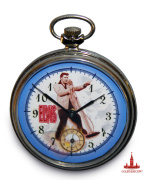 "Pocket watch ""Elvis"""